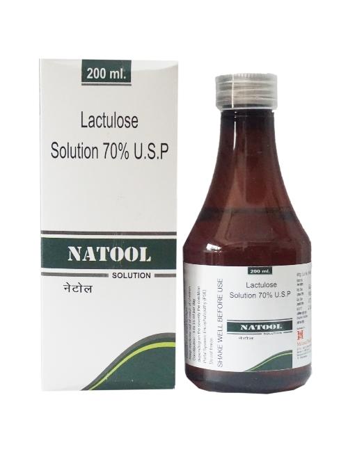 NATOOL SYRUP 200ML