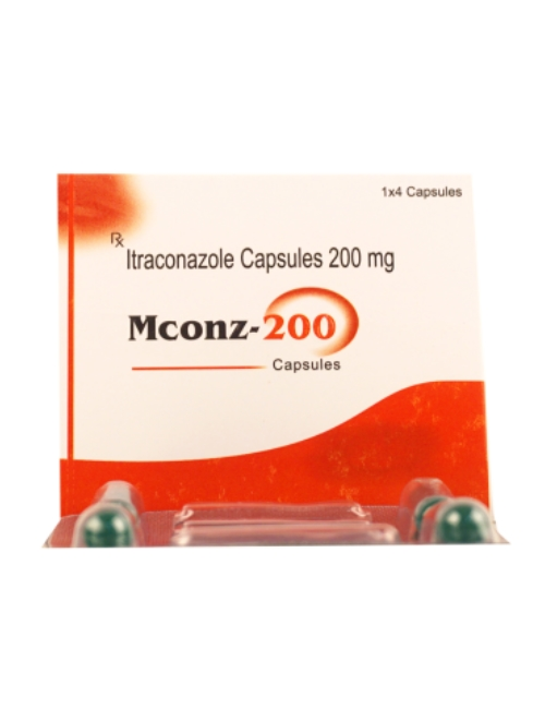 MCONZ 200mg
